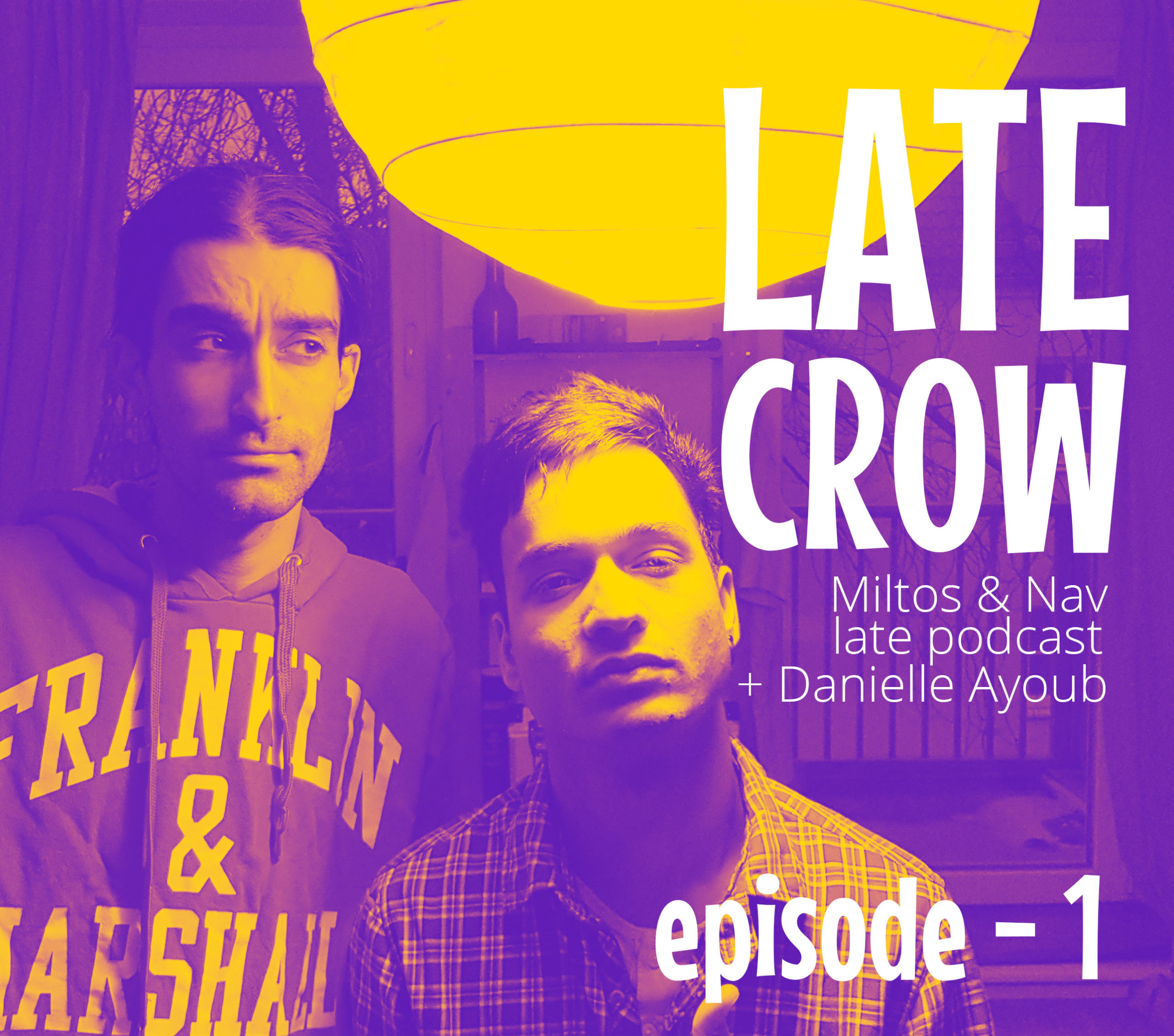Late Crow Podcast Launch