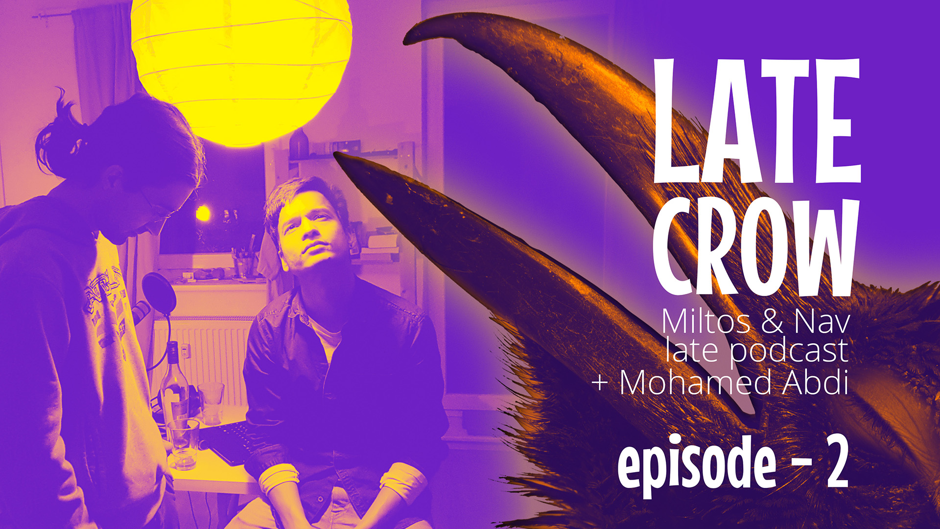 Late Crow – Ep.2 – [Grilled Coat]