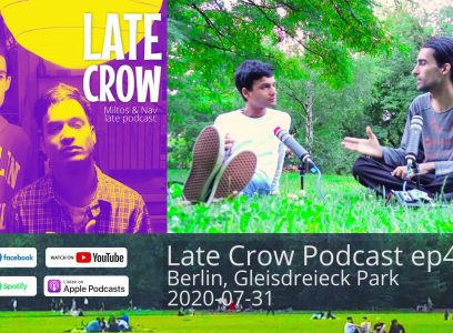New Episode for Late Crow – 4