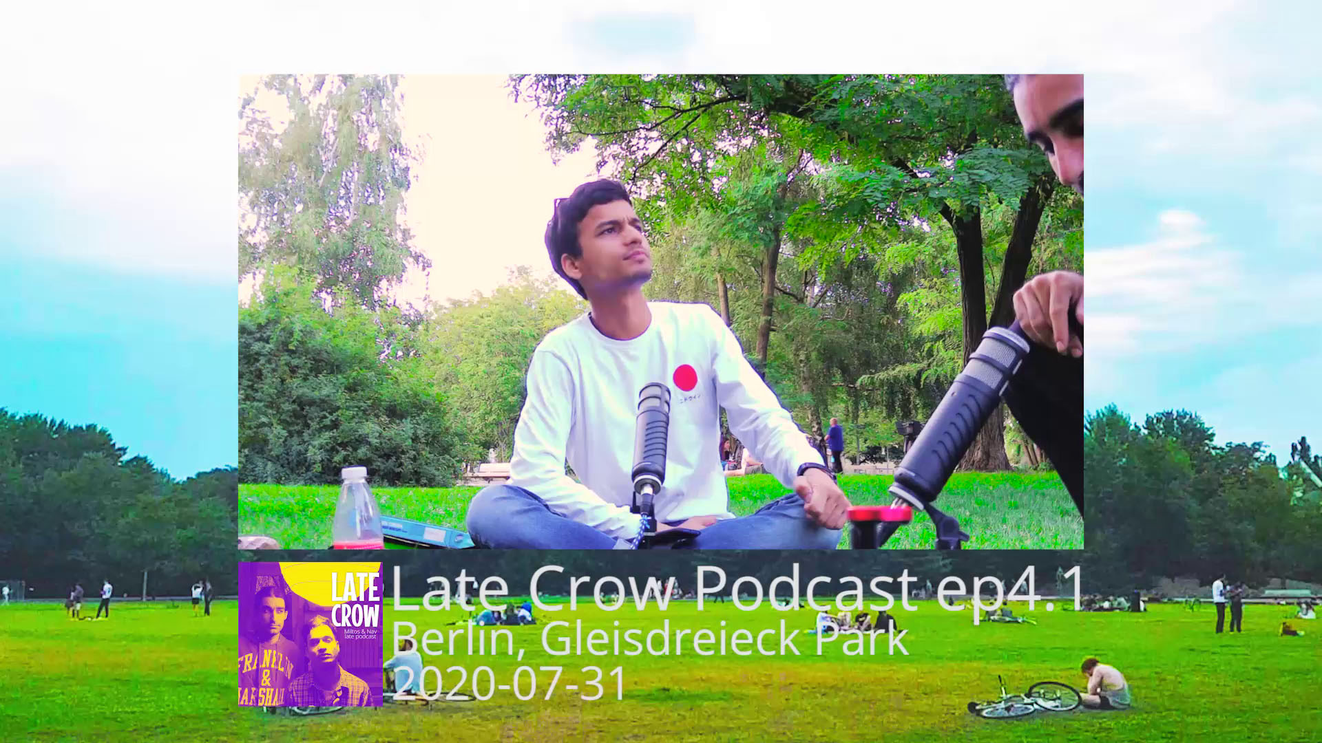 New small Late Crow Podcast episode 4.1